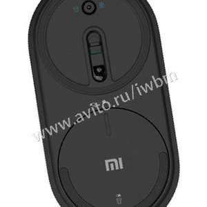 Мышь Xiaomi Mi Portable Mouse Black в Ивановском