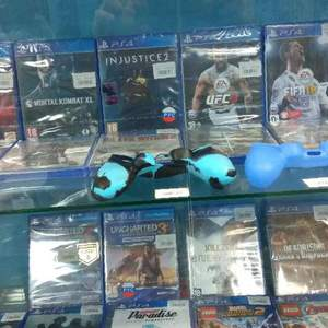 Игры Playstation 4 в Керчи