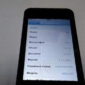 Apple iPod touch 8GB в Ижевске