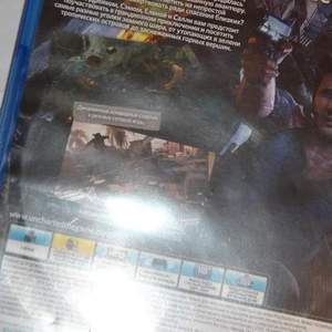 Uncharted 4 PS4 Путь вора в Кирове