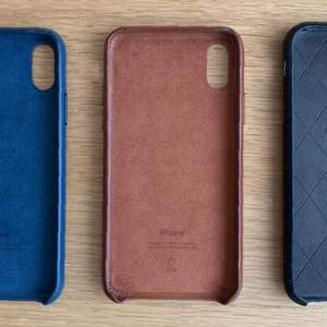 Чехлы Apple Leather Case iPhone X (оригинал) в Санкт-Петербурге