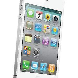 Apple iPhone 4s 16Gb (белый) в Санкт-Петербурге