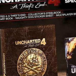 Новый Uncharted 4 Special Edition в Нижнекамске