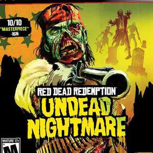 Red Dead Redemption: Undead Nightmare (ps3) в Спасском