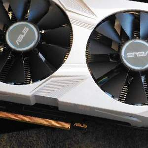 Asus GeForce GTX 1060, dual-3G в Черногорске