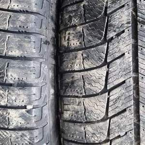 205 55 16 Michelin X-Ice Xi3 Б/у 5мм зима в Кингисеппе