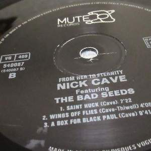 Nick Cave & The Bad Seeds From Her To Eternity в Завьялово