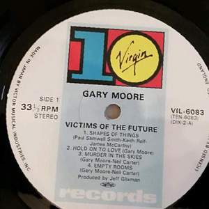 Gary moore-victims of the future в Новобурейском