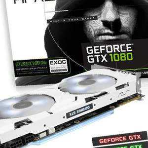 GeForce GTX1080 KFA2 exoc-sniper white в Богородском
