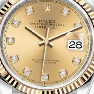 Часы Rolex Datejust 36mm Diamond Index Steel & Yel в Лебедяни