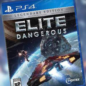 Elite: Dangerous Legendary Edition для PS4/xone в Орске