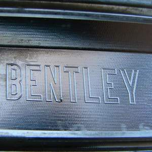 Молдинг крыла Bentley Continental GT, Сростки