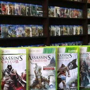 Assassin creed Xbox 360, Xbox в Барнауле